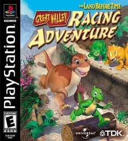 Land Before Time The Great Valley Racing Adventure Bin [SLUS-01213] ROM