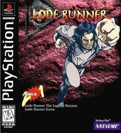 Lode Runner Bin [SLUS-00557] ROM