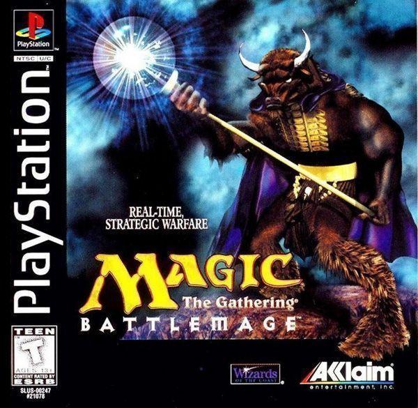Magic The Gathering Battlemage [SLUS-00247]