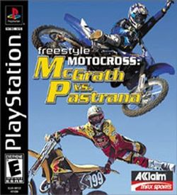 Mcgrath Vs. Pastrana Freestyle Motocross [SLUS-01122] ROM