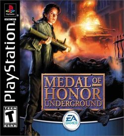 Medal Of Honor Underground [SLUS-01270] ROM