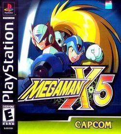 Megaman X5 [SLUS-01334] ROM