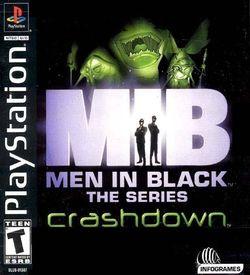 Men In Black The Series Crashdown [SLUS-01387] ROM
