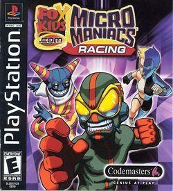 Micro Maniacs Racing [SLUS-01129] ROM
