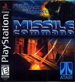 Missile Command [SLUS-00992] ROM