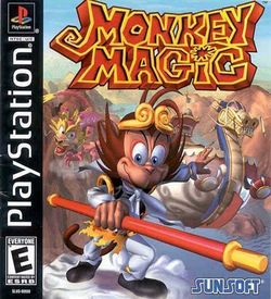 Monkey Magic [SLUS-00930] ROM