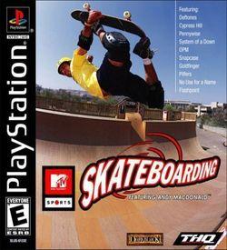 Mtv Sports Skateboarding Featuring Andy Macdonald [SLUS-01232] ROM