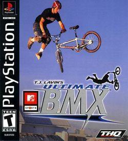Mtv Sports Tj Lavin S Ultimate Bmx [SLUS-01233] ROM