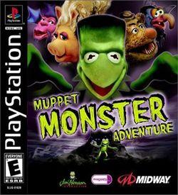 Muppet Monster Adventure [SLUS-01238] ROM