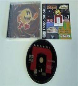 Namco Museum Vol.1 [SLUS-00215] ROM
