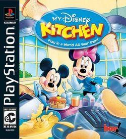 My Disney Kitchen [SLUS-01512] ROM