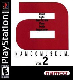 Namco Museum Vol.2 [SLUS-00216] ROM