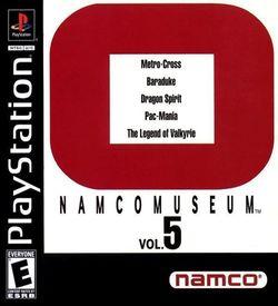 Namco Museum Vol.5 [SLUS-00417] ROM