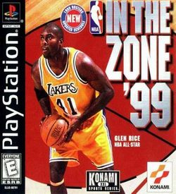 Nba In The Zone 99 [SLUS-00791] ROM