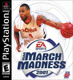 Ncaa March Madness 2001 [SLUS-01320] ROM