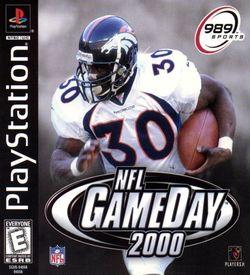 Nfl Gameday 2000 [SCUS-94556] ROM