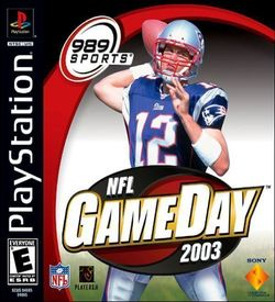Nfl Gameday 2003 [SCUS-94665] ROM