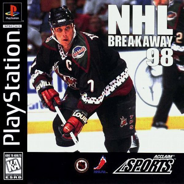 Nhl Breakaway 98 [SLUS-00391]
