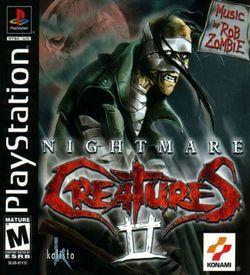 Nightmare Creatures II [SLUS-01112] ROM