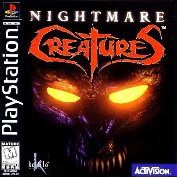 Nightmare Creatures [SLUS-00582]