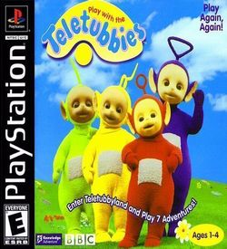 Play With The Teletubbies [SLUS-00959] ROM