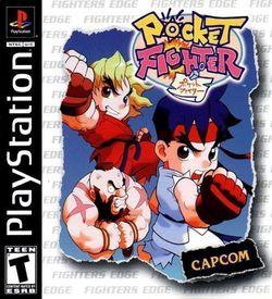 Pocket Fighter [SLUS-00653] ROM