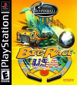 Pro Pinball Big Race Usa [SLUS-01260] ROM