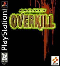 Project Overkill [SLUS-00045] ROM
