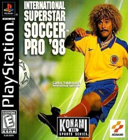 Iss Soccer Pro 98 [SLUS-00674] ROM