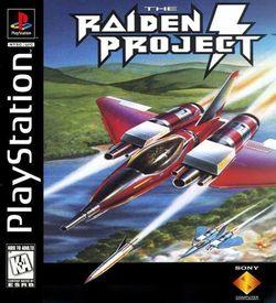 Raiden Project [SCUS-94402] ROM