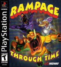 Rampage Through Time [SLUS-01065] ROM