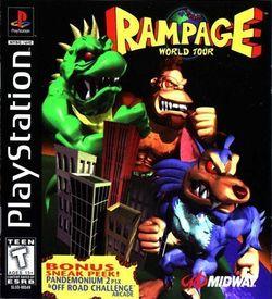 Rampage World Tour [SLUS-00549] ROM