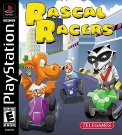 Rascal Racers [SLUS-01575] ROM