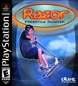 Razor Freestyle Scooter [SLUS-01322] ROM