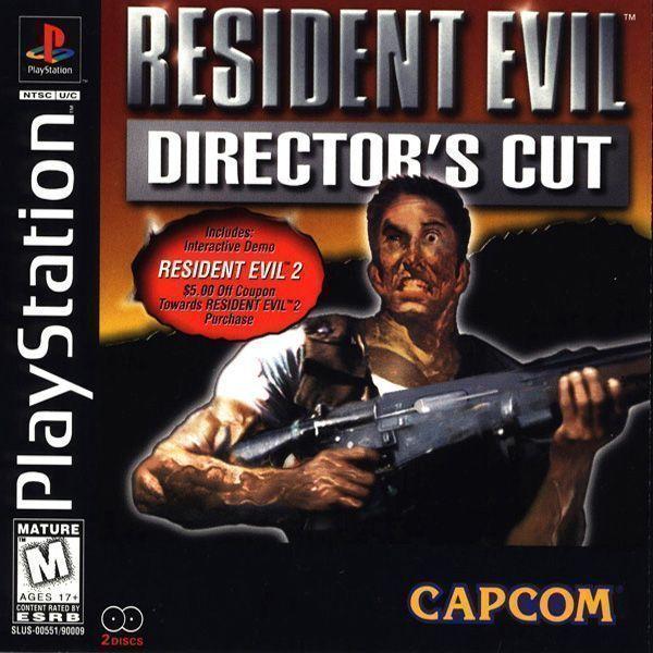 Resident Evil Director S Cut [SLUS-00551]