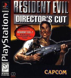 Resident Evil Director S Cut [SLUS-00551] ROM