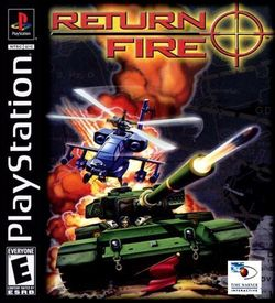 Return Fire [SLUS-00184] ROM