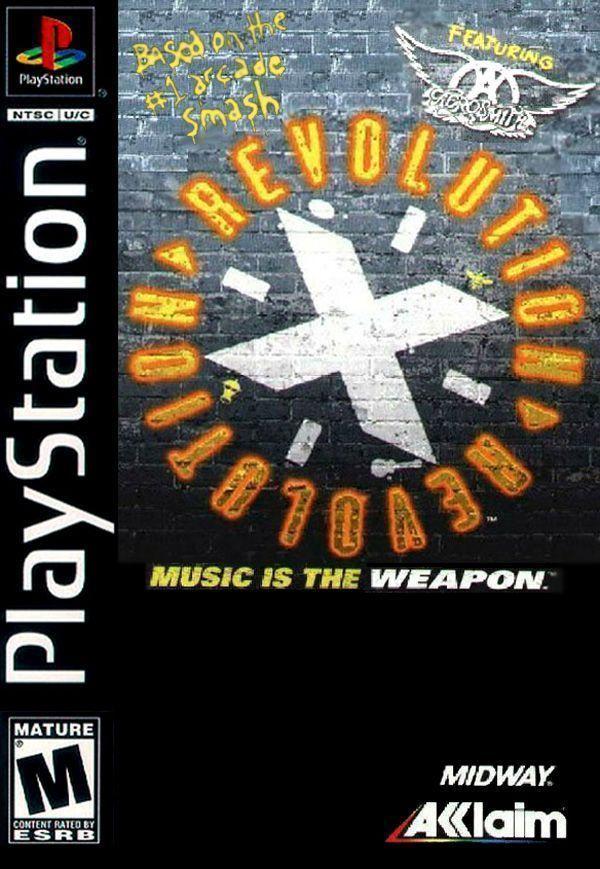 Revolution X [SLUS-00012]