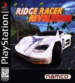 Ridge Racer Revolution [SLUS-00214] ROM
