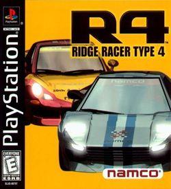 Ridge Racer Type 4 Bonus Disc [SLUS-90049] ROM