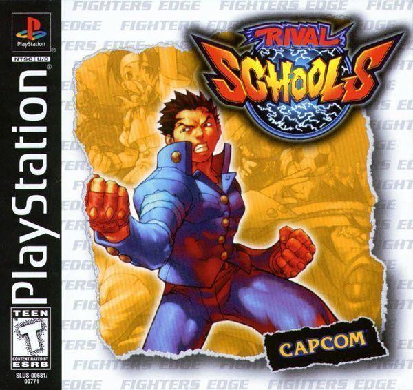 Rival Schools Arcade Disc [SLUS-00681]