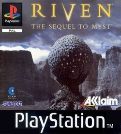 Riven The Sequel To Myst CD2 [SLUS-00563] ROM