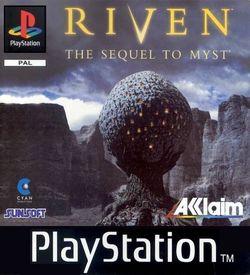 Riven The Sequel To Myst CD4 [SLUS-00565] ROM