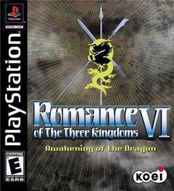 Romance Of The Three Kingdoms VI [SLUS-00918] ROM