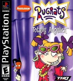 Rugrats Totally Angelica [SLUS-01364] ROM
