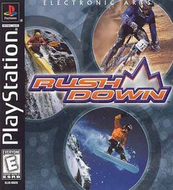 Rushdown [SLUS-00828] ROM