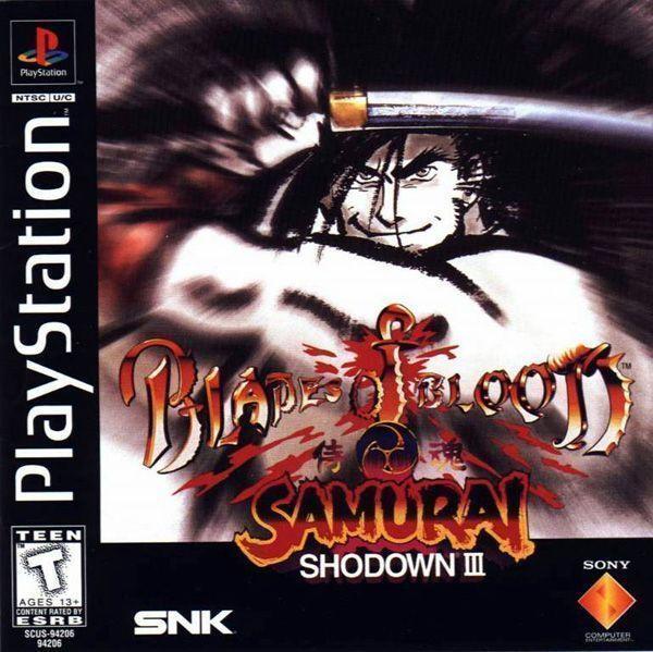Samurai Showdown III [SCUS-94206]