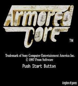 Armored Core [SCUS-94182] ROM