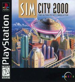 Sim City 2000 [SLUS-00113] ROM