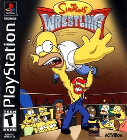 Simpsons Wrestling [SLUS-01227] ROM